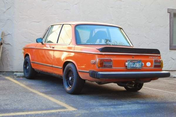 Daily Turismo 10k Orange Is The New Black 1976 Bmw 2002 With E30