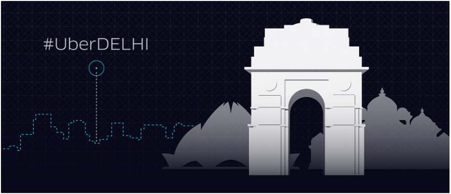 Chance to win Rs 60,000/- uber credits besides free rides worth Rs 600/- each for Uber Delhi