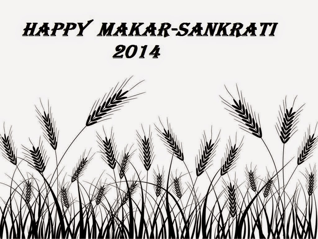 Whishe Happy Makar sankarati Kites Hd Picture 2015