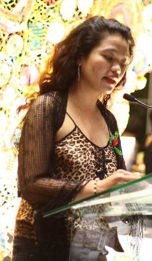 Ambassador Zara Jane Juan with Ayala Foundation