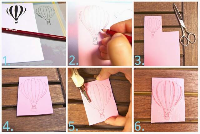 DIY, Como Carvar, Tallar o Calar Sellos