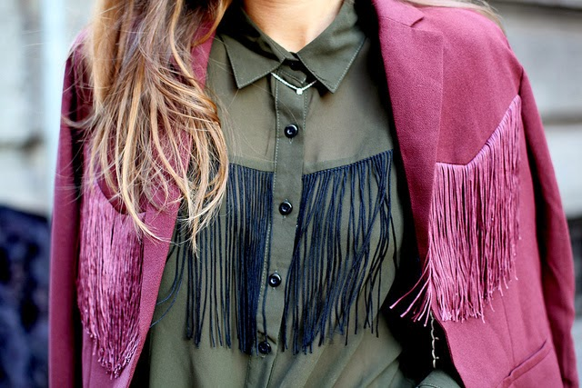 Look of the day.223: Winter fringes