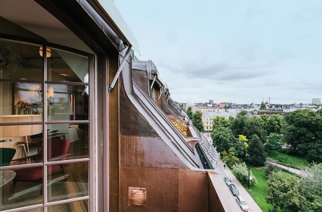 Stockholm Triplex Penthouse (via nestpearls.blogspot.fr)