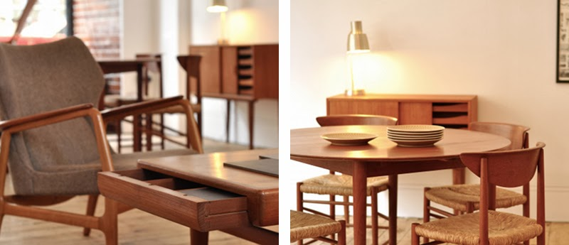 scandianavian furniture design mid century modern - Nordic Design Furniture