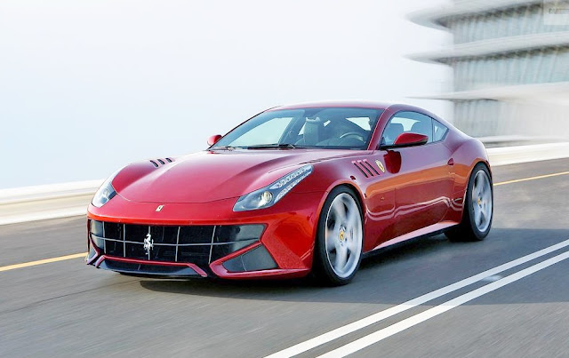 2016 Ferrari FF Coupe Review