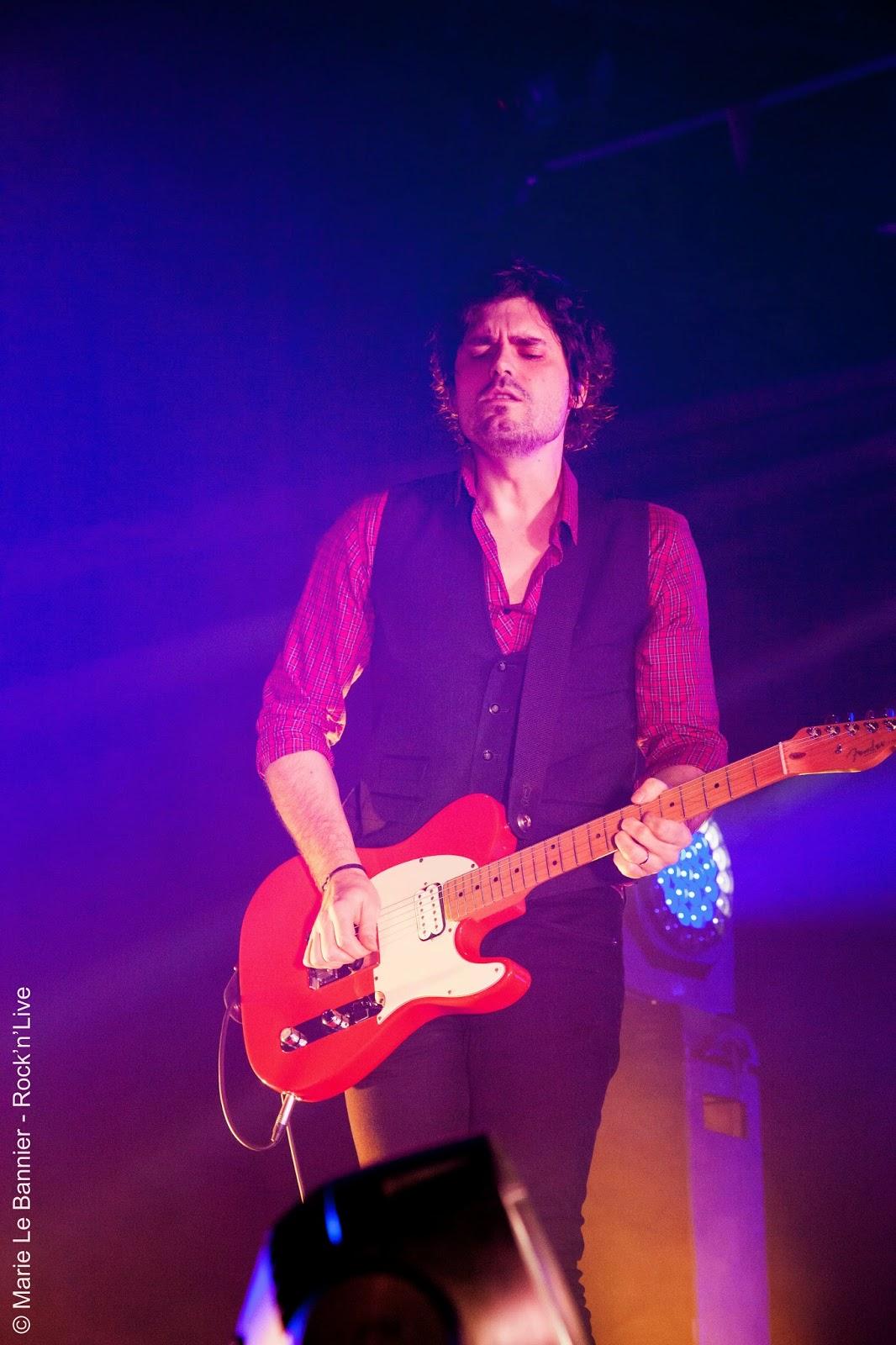 Kyo Zénith Paris Benoît Poher Florian Dubos Concert Live Pop Rock Rock'n'Live Marie Le Bannier Report Le chemin Dernière danse L'équilibre Le Graal