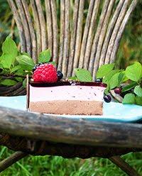 Mustaherukka- suklaakakku