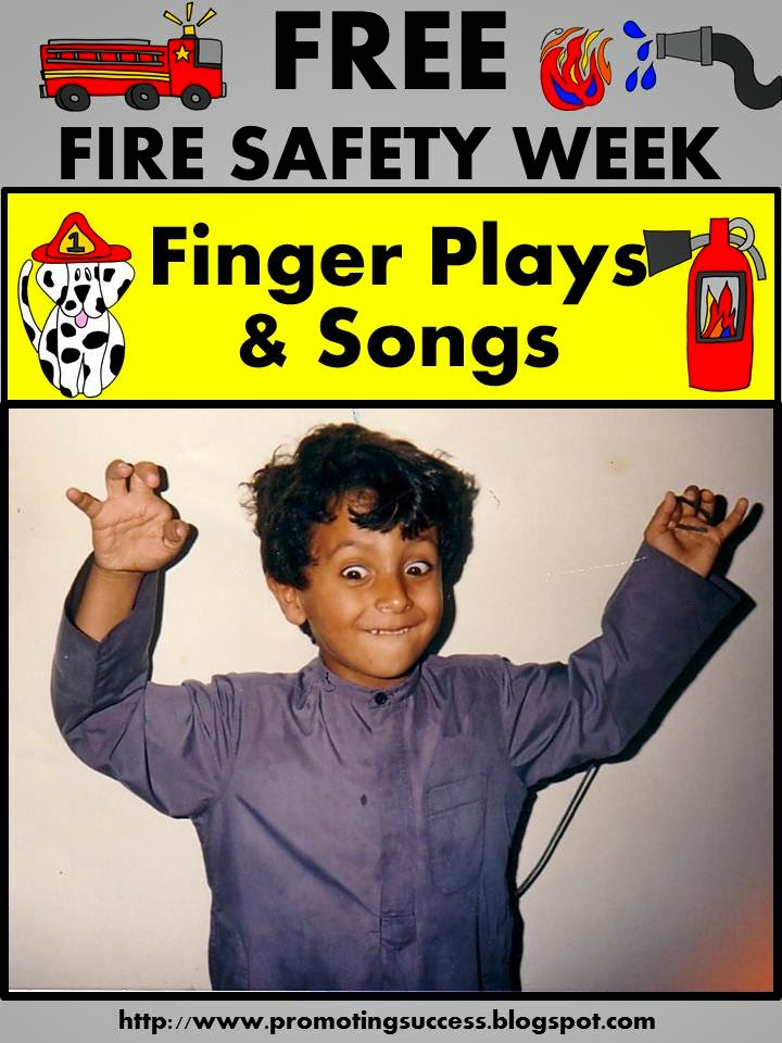 songs and finger plays to promote
