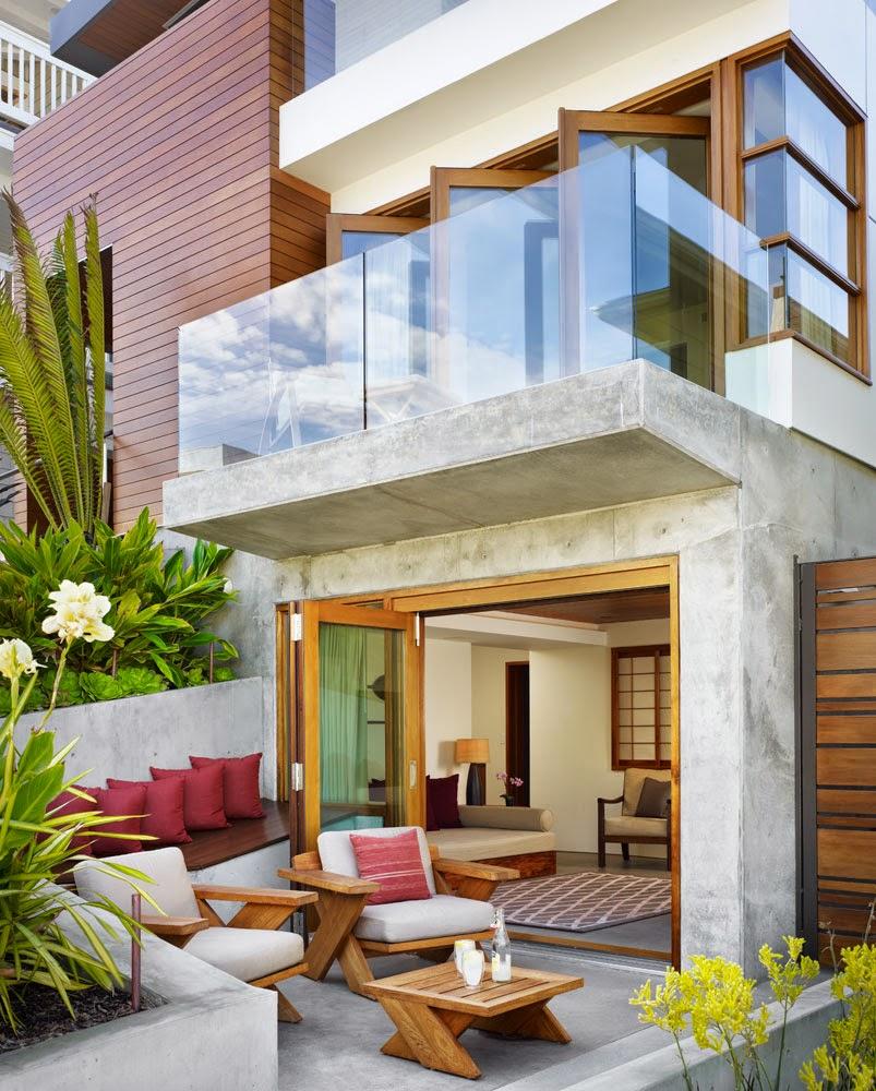 Model Teras Rumah Terbaru
