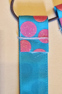 Ten Minute Headband by Christine Meyer for Ribbons Unlimited