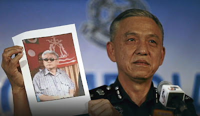 Pengganas Sulu - Lagi Dato Seri Di Buru Polis