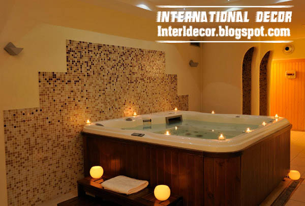 Interior Decor Idea: Spanish Jacuzzi bathtubs, romantic Jacuzzi ...