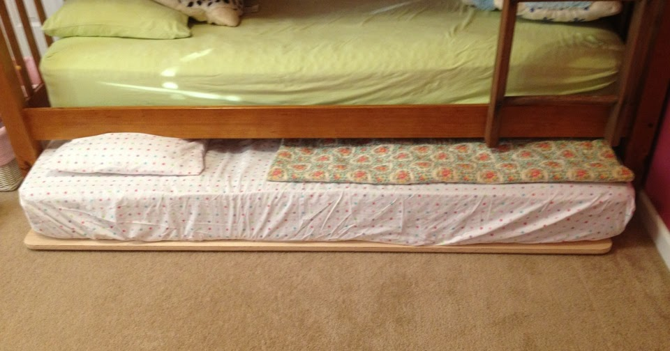 Lucent En Tenebris Diy Trundle Bed