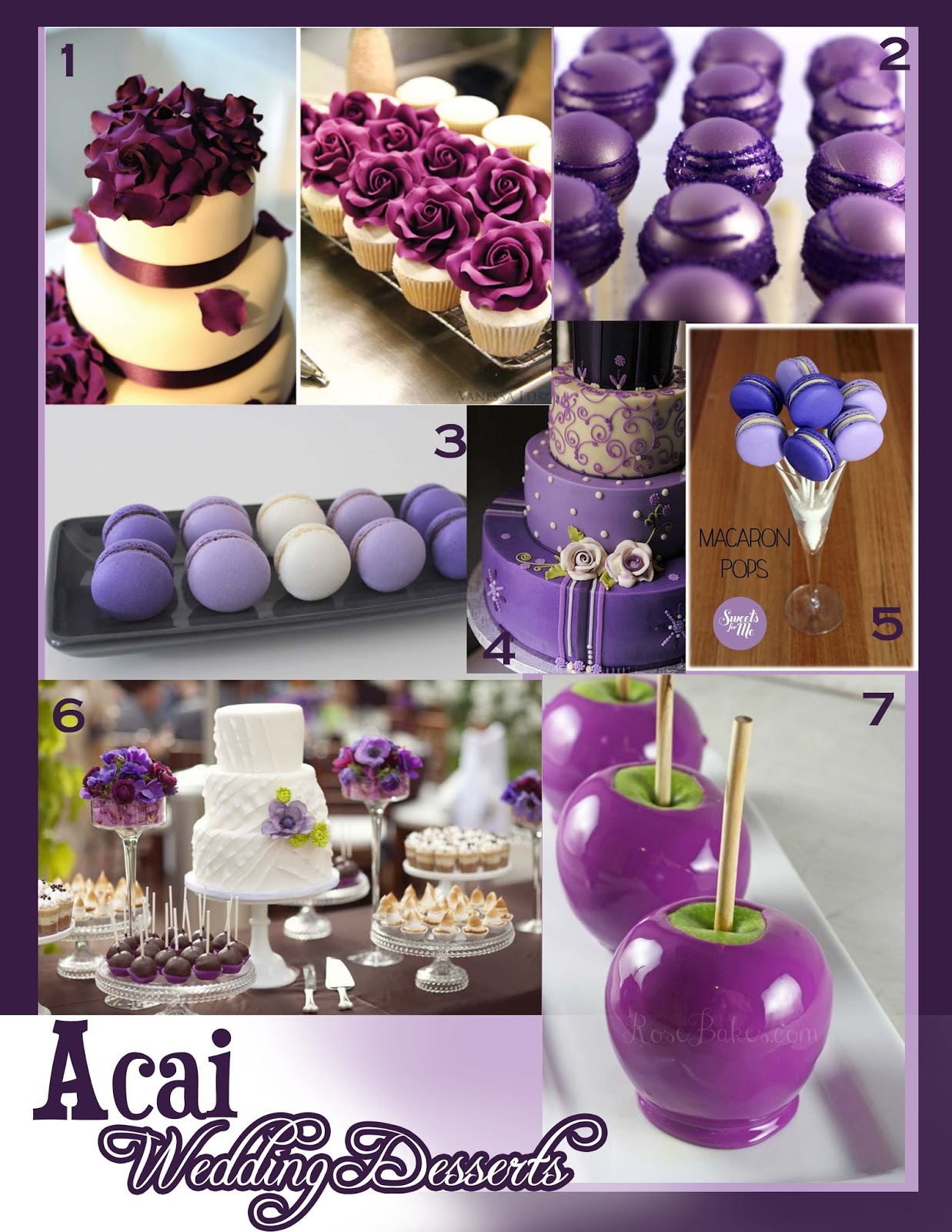 A Divine Moment Events, LLC: Fall Wedding Trends 2013: Acai Wedding ...