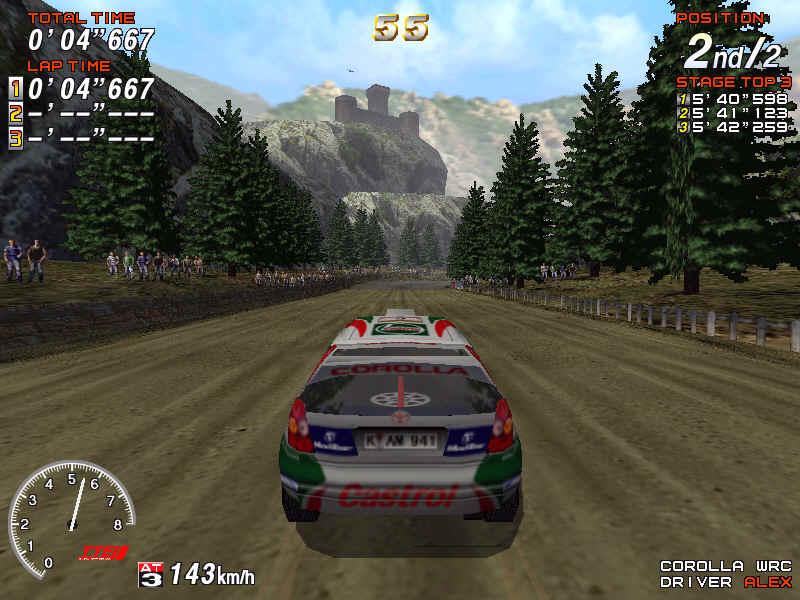 Sega rally championship 2 free download
