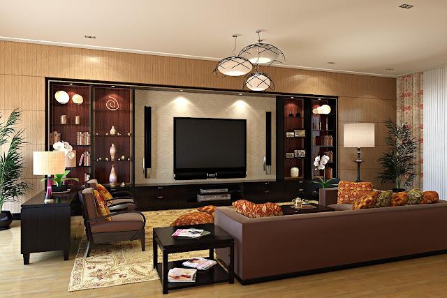 Oriental Interior Design Ideas