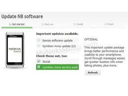 Nokia N8 Update