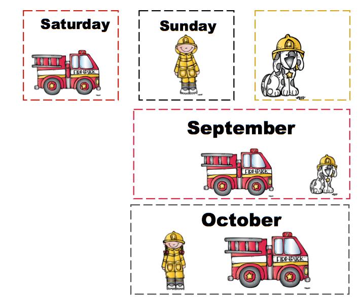 Safety Cross Calendar Fire Safety Calendar