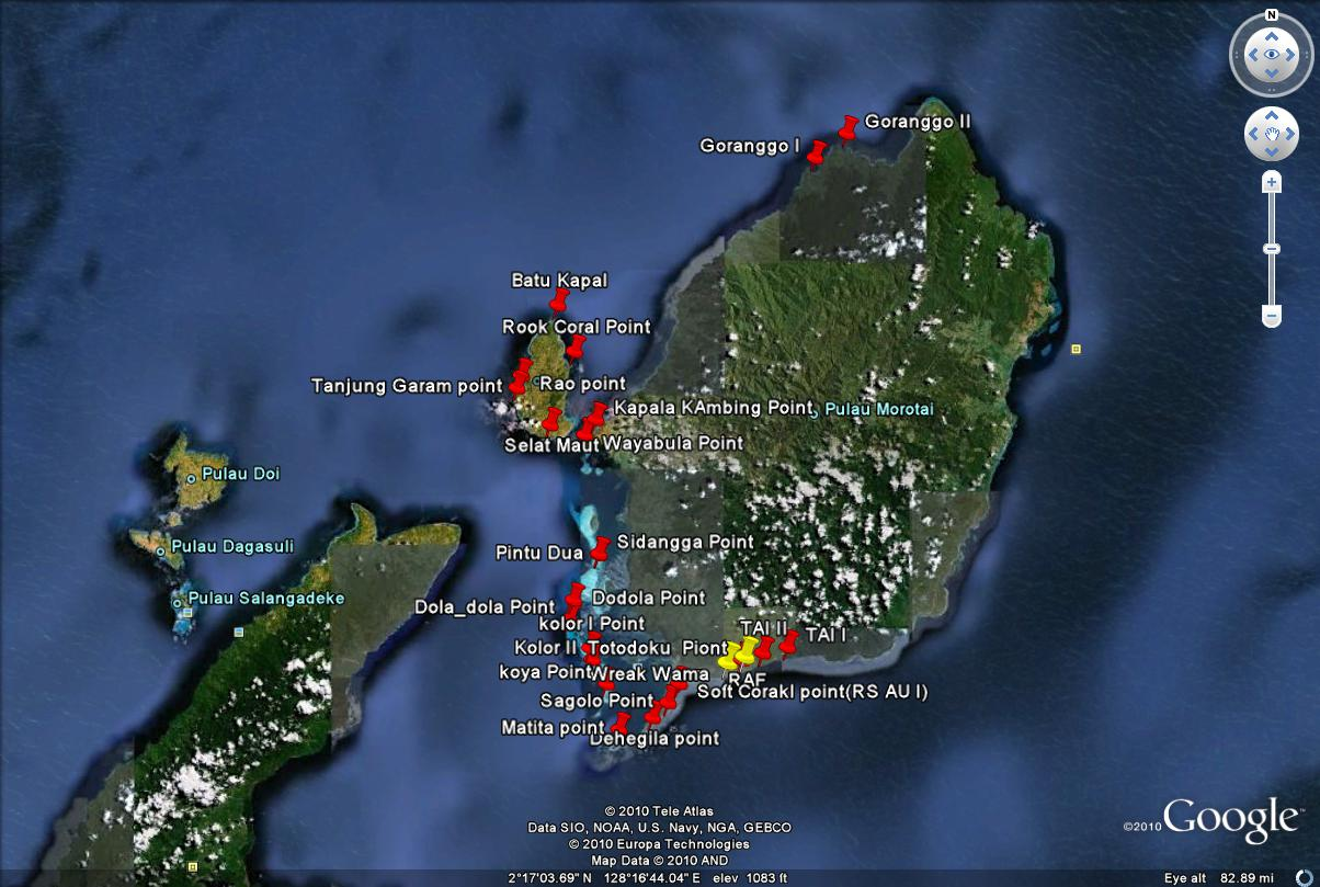 Pulau Morotai ~ Bumi Nusantara