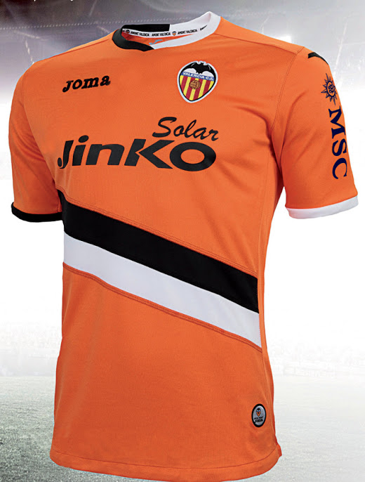 Valencia CF Jersey Away