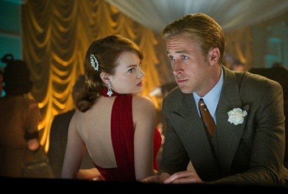 Ryan Gosling Gets Steamy with Emma Stone in 'Gangster Squad' Trailer » Celeb News | Ryan Gosling | Emma Stone