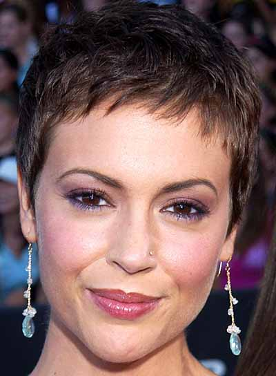 short hair cuts for women over 40. very short haircuts for women