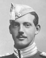 Prins Aage Christian Alexander Robert til Danmark.