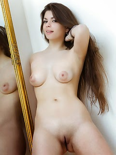 Opinion Nude women with long hair videos