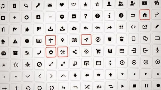 android symbols