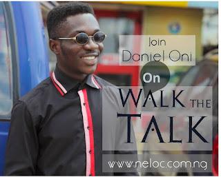 Walk The Talk with Daniel Oni