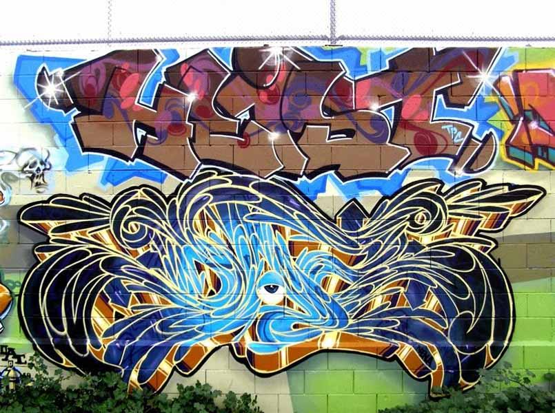 Graffiti Gambar