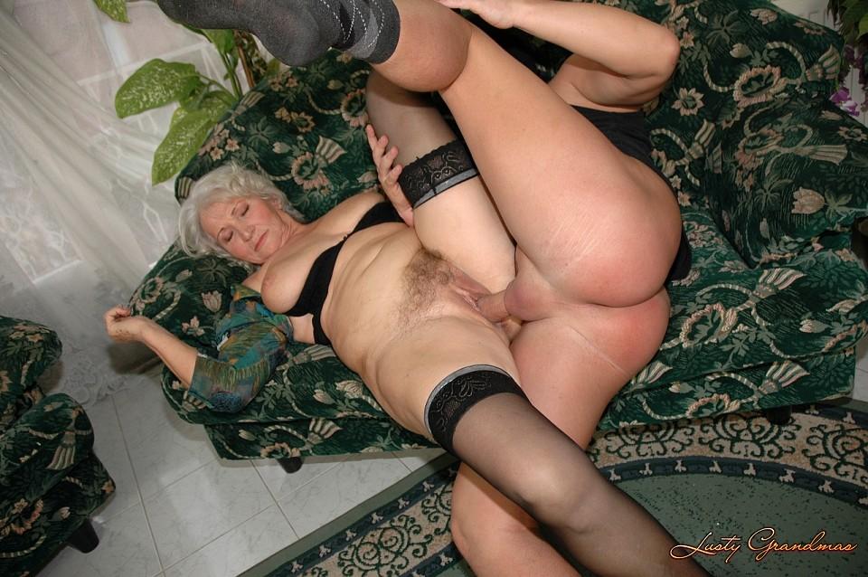 Grandma Lusty Granny Norma Burglar