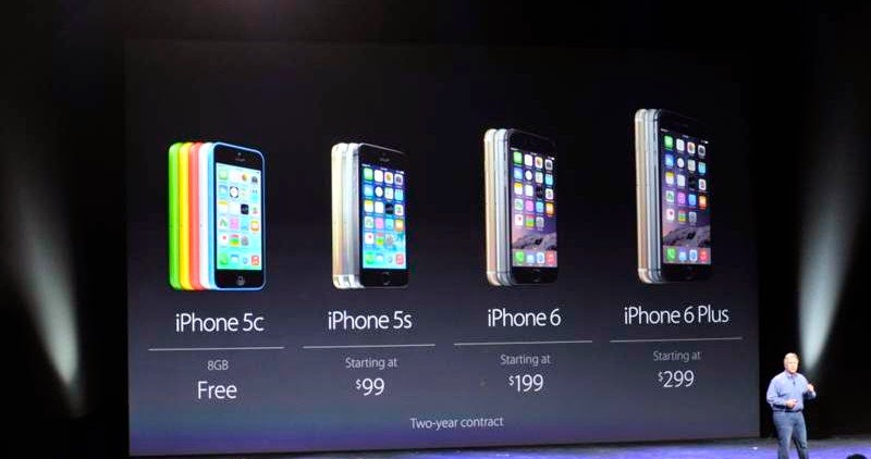 new iphone 6 price