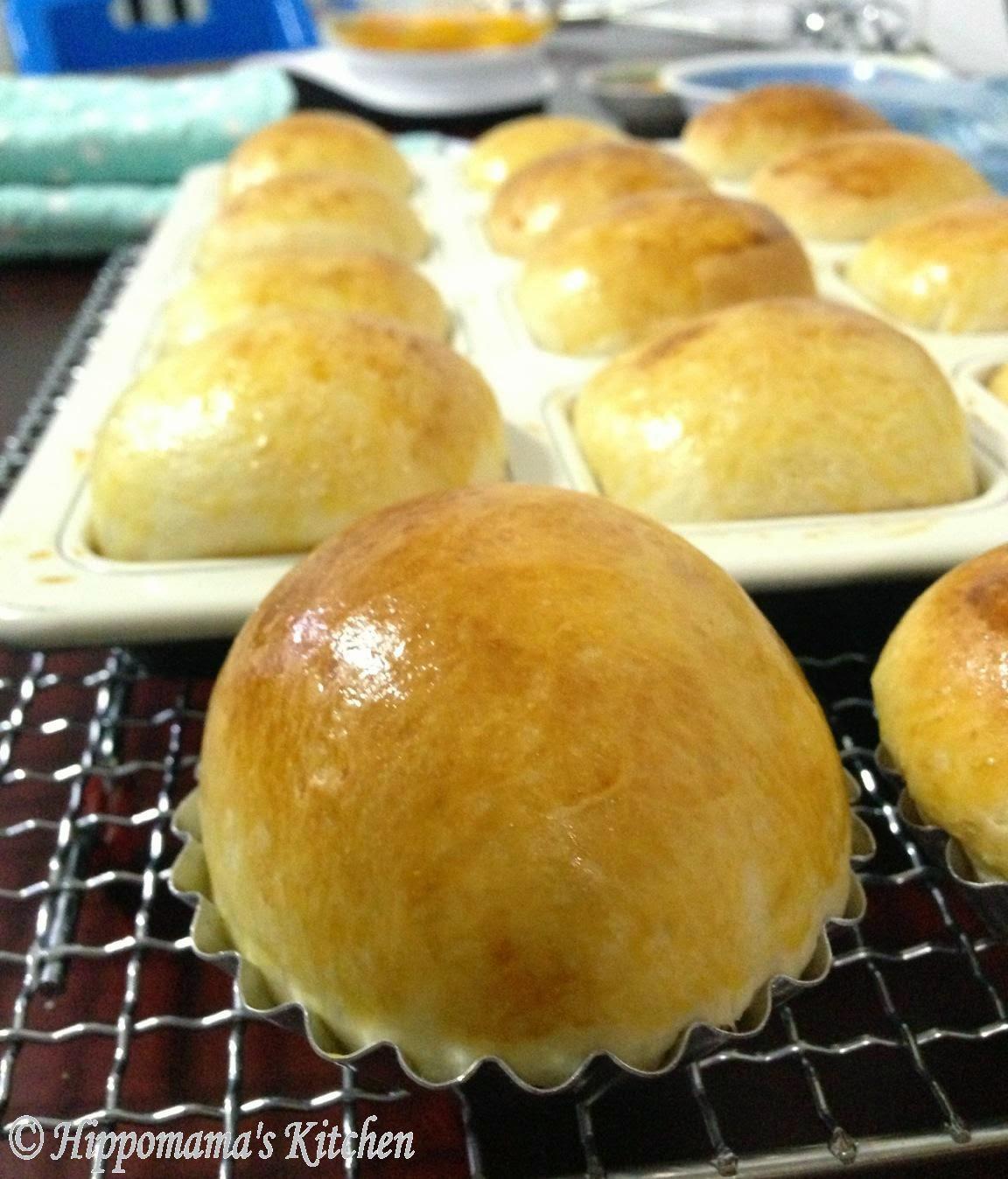 ... Kitchen 怡。然自得: Bread-Straight Dough #2 面包-直接法#2