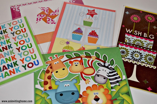 Inexpensive Birthday Cards