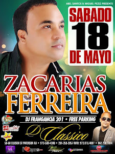 Zacarias Ferreira@D&#39;Classico, New Jersey, USA
