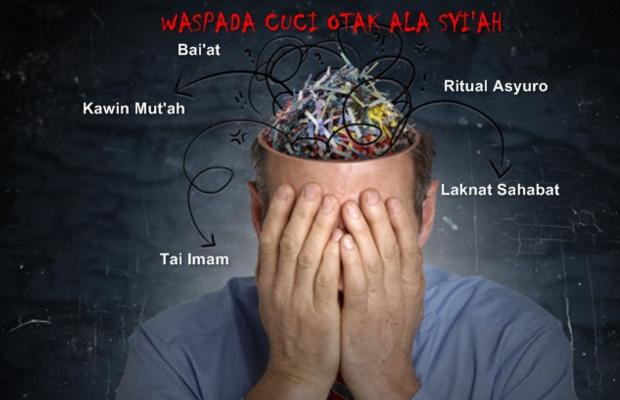 WASPADA! Beginilah Cara Misionaris Syi'ah Melakukan Cuci Otak Terhadap Umat Islam