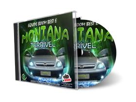 CD Montana Terrível   Sertanejo remix  2011