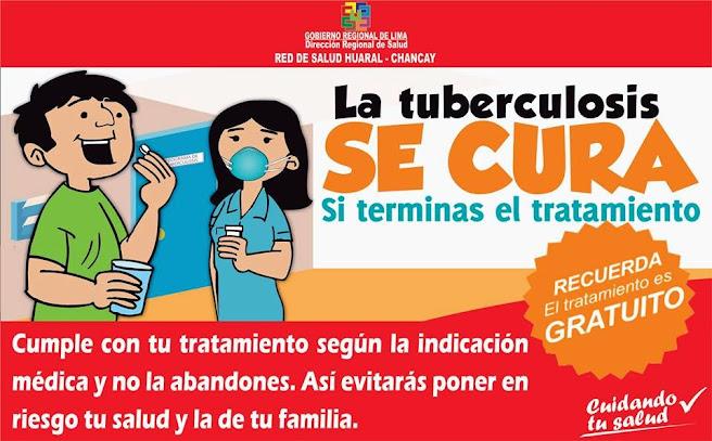 LA TUBERCULOSIS SE CURA