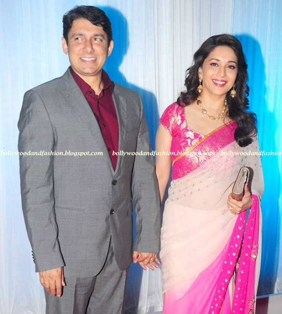 Madhuri dixit - Esha's wedding