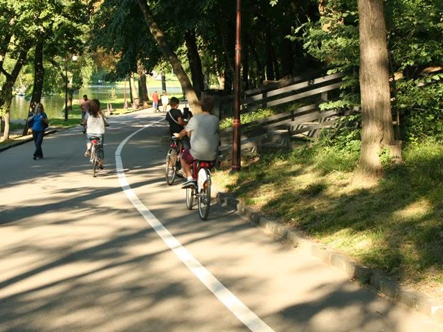 actiune biciclete Craiova
