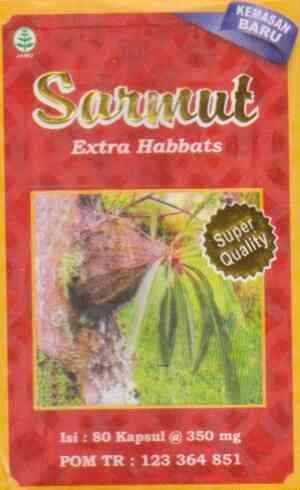 Sarang Semut Extra Habbatussauda