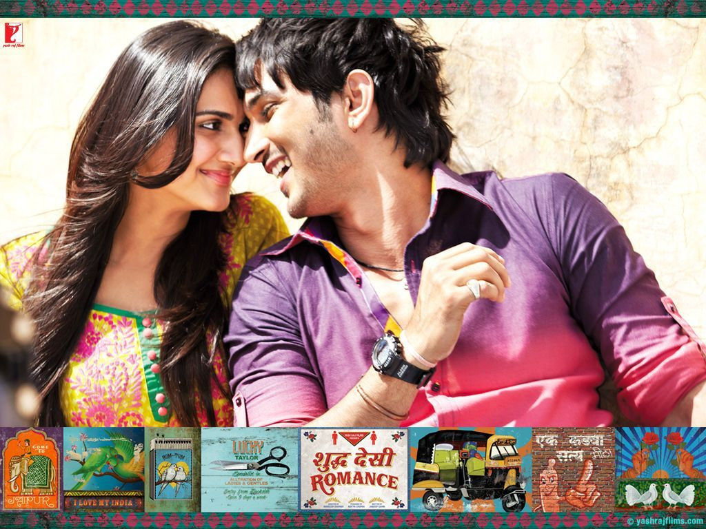 Parineeti Chopra Shuddh Desi Romance Wallpapers HD  - parineeti chopra shuddh desi romance wallpapers