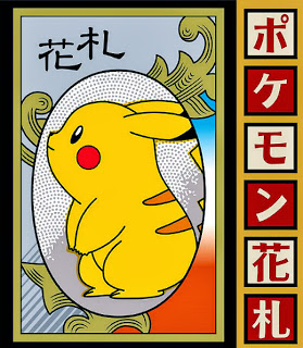 Pokemon Hanafuda