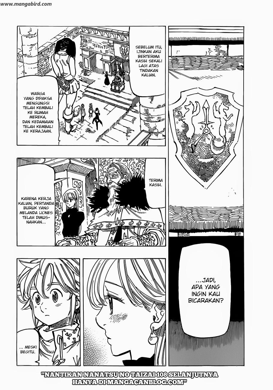 Komik nanatsu no taizai 107 - chapter 107 108 Indonesia nanatsu no taizai 107 - chapter 107 Terbaru 15|Baca Manga Komik Indonesia