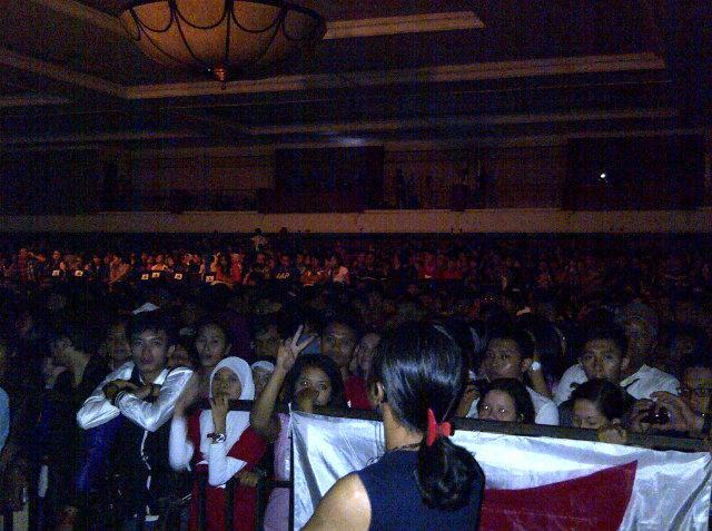 Gallery Born to Make History Concert NOAH YOGYAKARTA