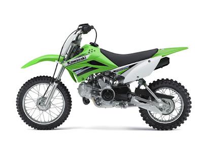 2012 Kawasaki KLX110