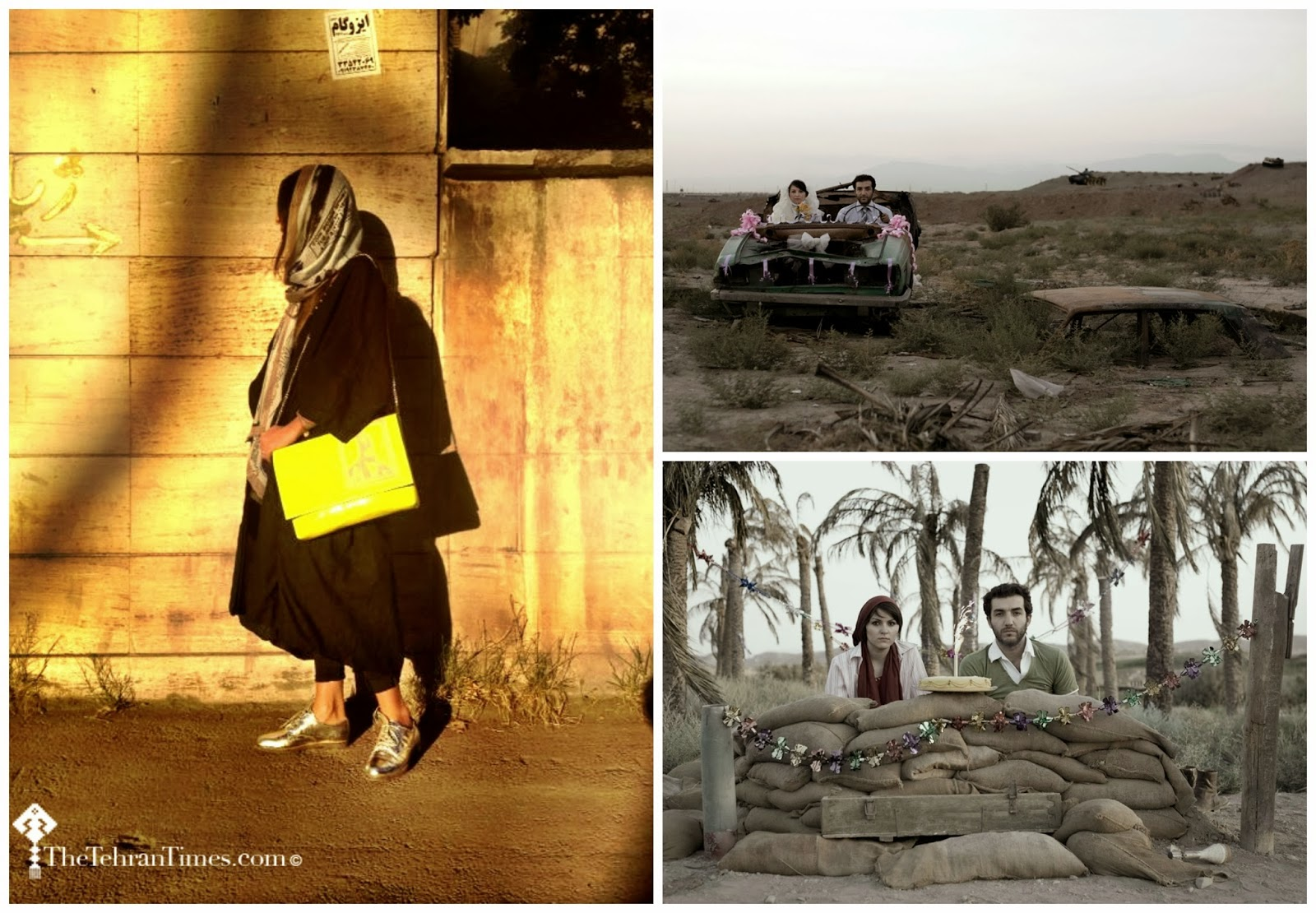 the tehran gt fashion diary