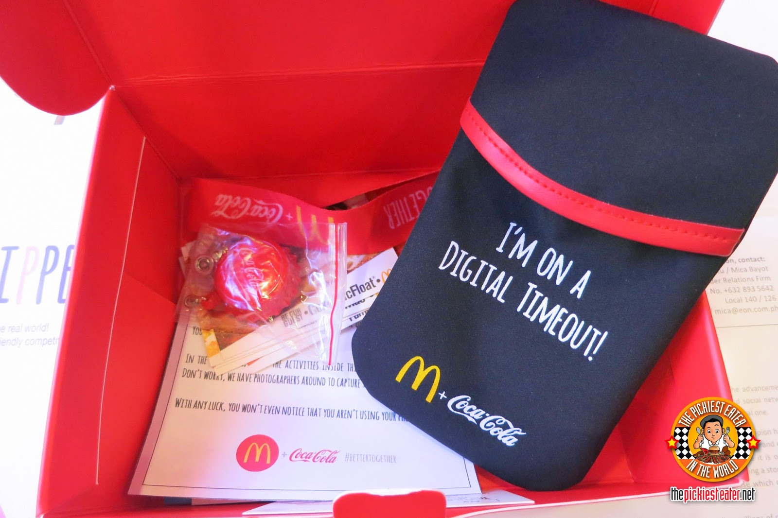 mcdonalds giveaways