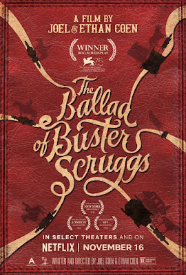 The Ballad Of Buster Scruggs 2018 Custom HD Dual Latino 5.1